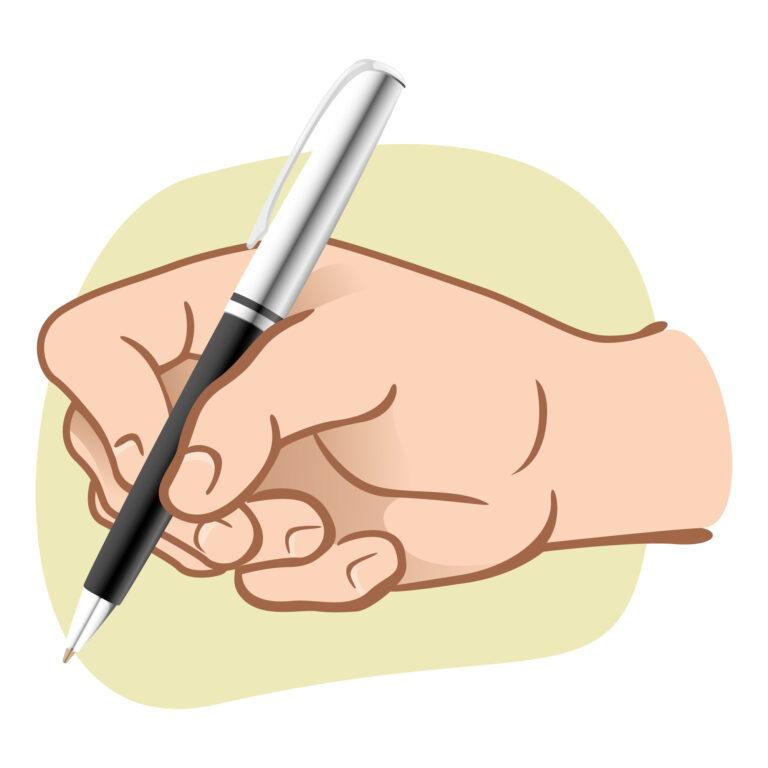 długopis antystresowy