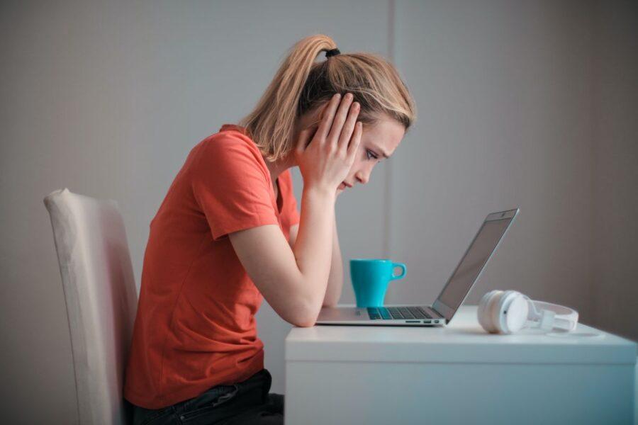 Bloger depresja
