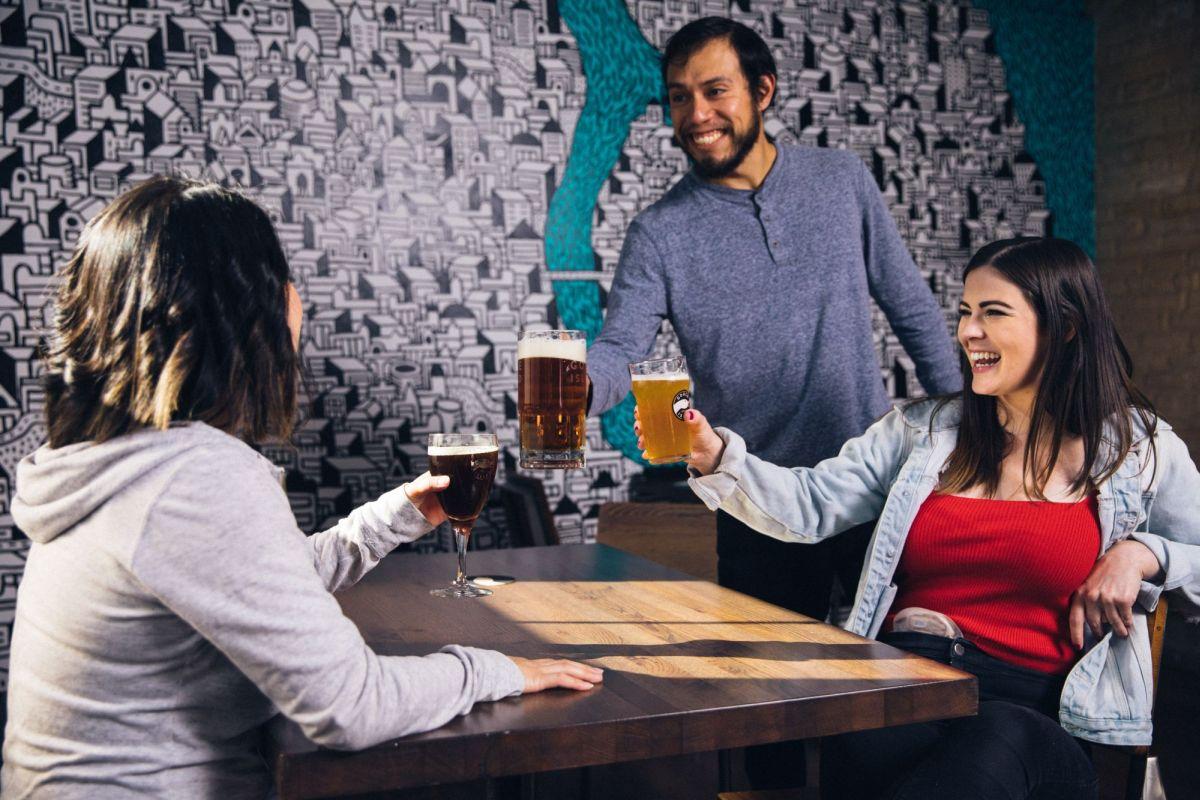 Impreza z alkoholem